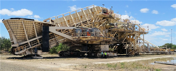 Takraf Ipcc - In-pit Crusher And Conveyor System