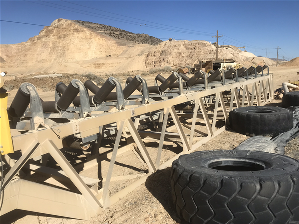 13.5k Tpd To 20k Tpd Heap Leach In-pit Crushing Plant