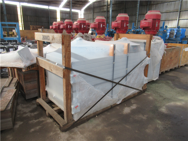 Unused Process Plant Including (1) 3,400 Kw Sag Mill, (2) 3,400 Kw Ball Mills, Portable Jaw Crusher, Portable Cone Crusher And Portable Double Deck Screen, (12) Cil Agitators, (6) Dual Drive Thickeners, Filters, And More!