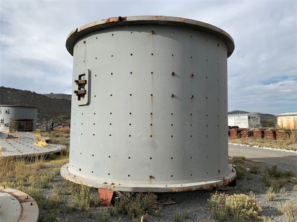 UNUSED Process Plant including (1) 6,800 KW SAG Mill, (2) 3,400 KW Ball Mills, Portable Jaw Crusher, Portable Cone Crusher and Portable Double Deck Screen, (12) CIL Agitators, (6) Dual Drive Thickeners, Filters, and More!