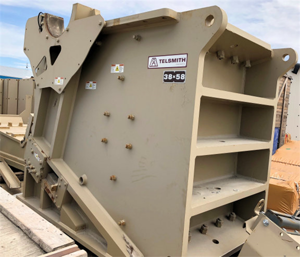 "Unused 3000-4500 Tpd Front End Grinding & Crushing Plant Components Including 15' X 27' Ball Mill, 22' X 10.25' Sag Mill, M1000 Isamill & 38"" X 58"" Jaw Crusher"