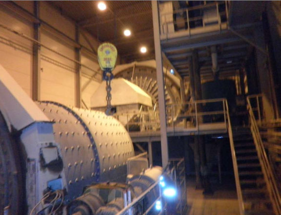 4000 Tpd Gold Flotation Plant