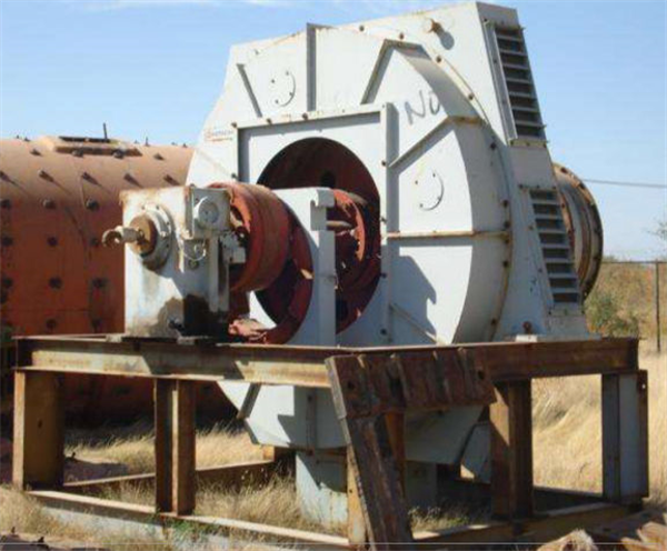 Complete Crushing Line, With Primary, Secondary And Tertiary Components