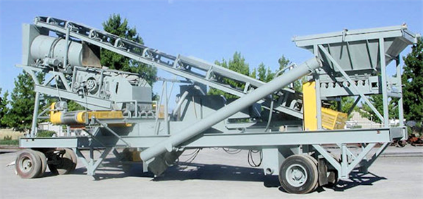 Terra Thunderbird 25/50 Portable Placer Gold Recovery Plant