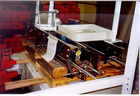 Packaging Machine, Ifp#7, With Controls