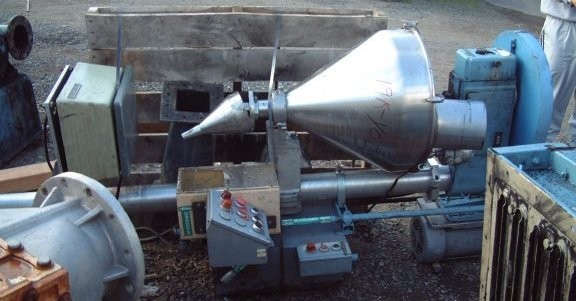 MATEER Powder Filler, Model 31-A9-69