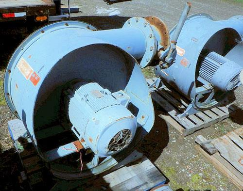 4 Units - Spencer Turbo Compressor Model 2020-h Blowers With 20 Hp Motor