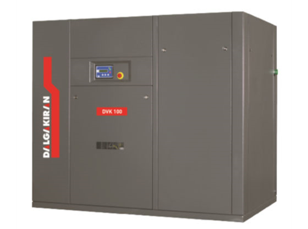 DALGAKIRAN MAKINA SAN Model DVK-125 Rotary Screw Air Compressor