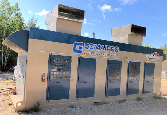 COMAIRCO ALL-WEATHER-AIR Compressed Air Package