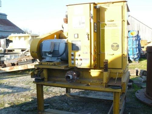 Nfe Canada Ltd - Hi-vac Model 275 Blower With 75 Hp Motor