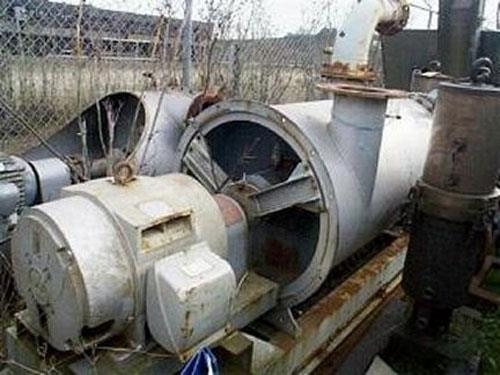 Blower Compressor, 1000 CFM with Spencer Gas Booster