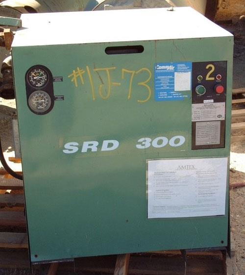 Sullair Air Dryer, Model Sdr-300ac