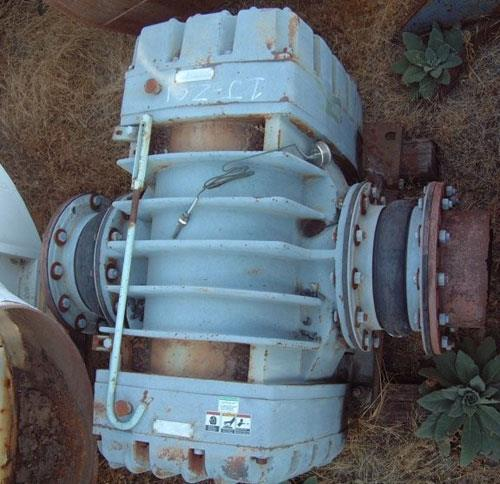 Tuthill 1130 Blower, Formerly Used Steam Turbine Drive, 4700 Cfm @ 11 Psig