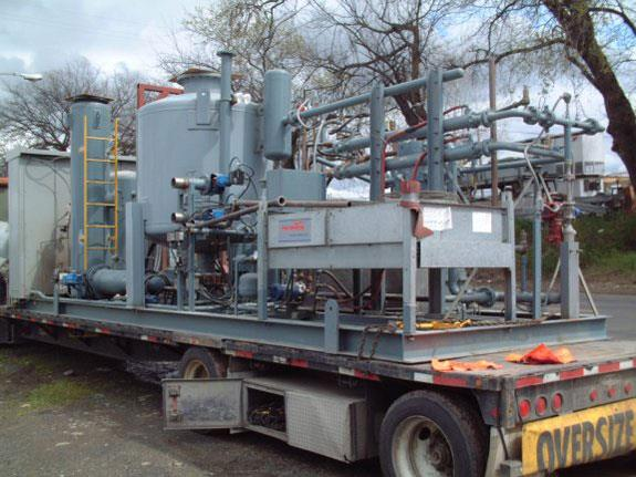 Praxair, Inc. Single-bed Vpsa V5 Oxygen Air Separation System ( Oxygen Plant ) 5,000 Fph Or 5 Tpd Production