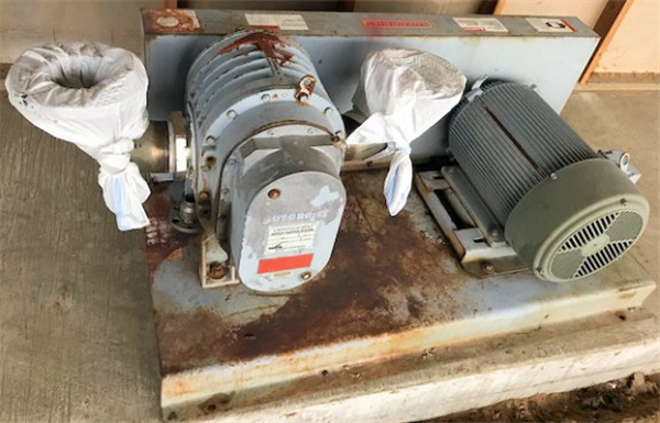 Sutorbilt Model Gafmbla Blower With 20 Hp Motor