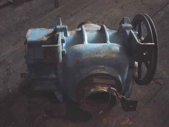 Whitlock Blower, Id No. 847-457-120