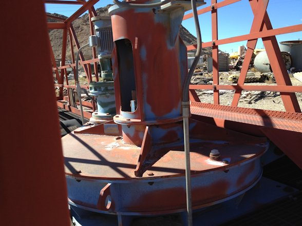 Westech High Capacity 60 Thickener With Rake Drive