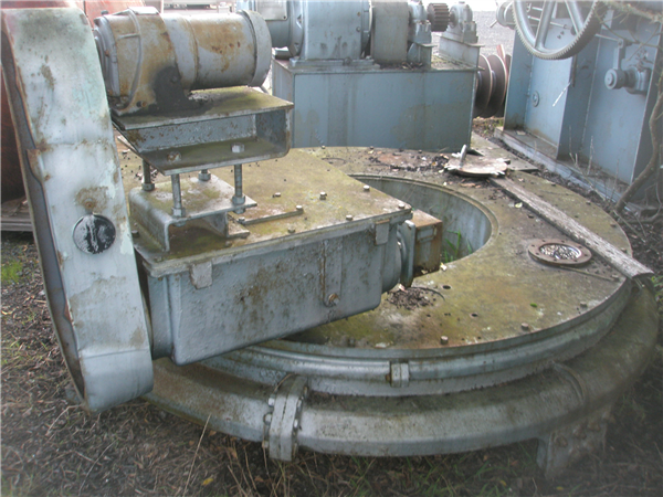 DORR-OLIVER Thickener Mechanism, for 90' dia. tank (not included)