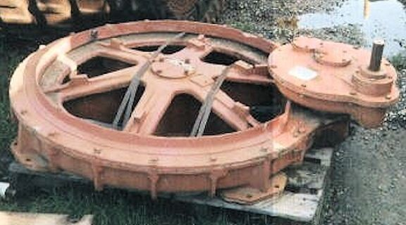 DORRCO 48' Thickener Mechanism