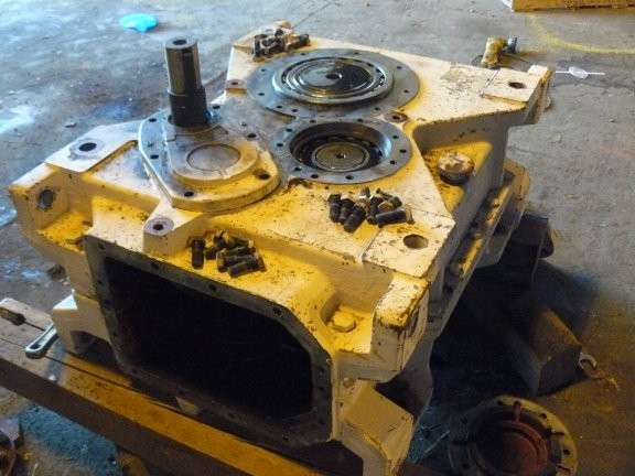 Hansen Transmission Mixer Drive, Type Rnf-36-an, #9108/15444-2, 160 Hp