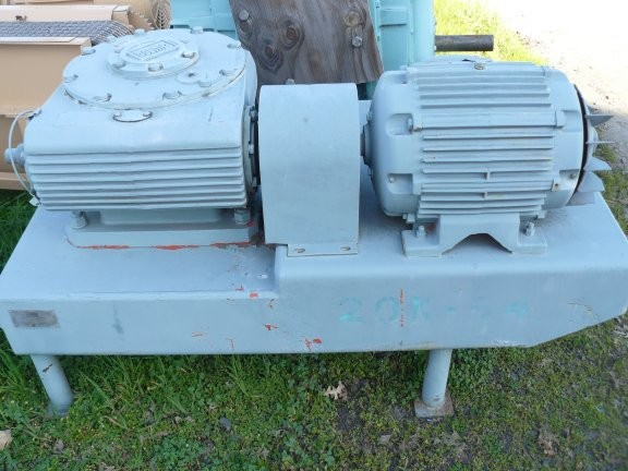 2 Units  - SWACO Mud Agitators, Model SWM-15