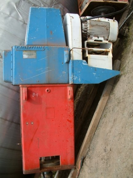 LIGHTNIN Mixer/Agitator Mechanism, Model 87-S-30, 20 HP