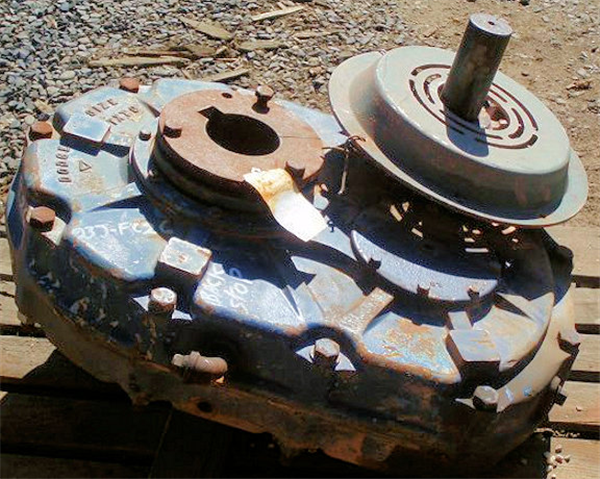 Dodge Gearbox Model Txt915t