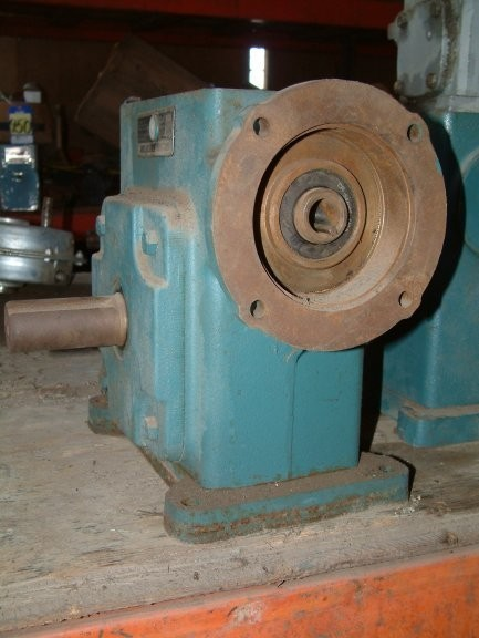 Dodge 350 Tigear Relialube Speed Reducer, Ratio 30:1