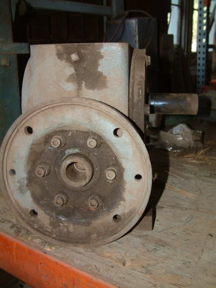 RELIANCE TIGEAR Speed Reducer, ratio 20:1
