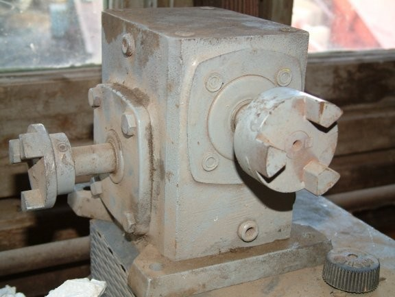 Gear Reducer, 10:1 Ratio
