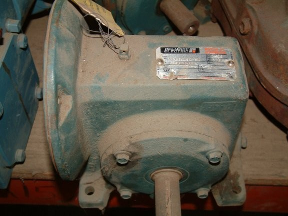 Reliance Electric Master Xl Gearmotor, Ratio 10:1
