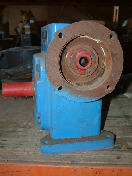 DODGE 350 TIGEAR RELIALUBE Speed Reducer, ratio 50:1