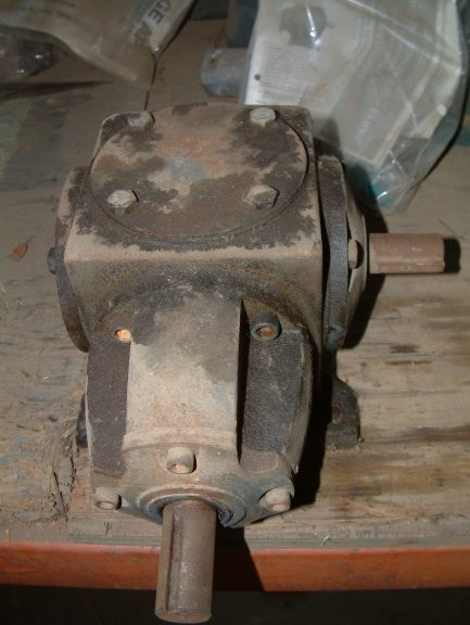 Gear Reducer, 1:1 Ratio