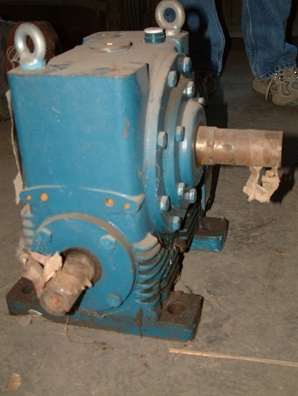 David Brown Radicon, Series Size Aa 1000/u Gear Reducer, Ratio 5:1