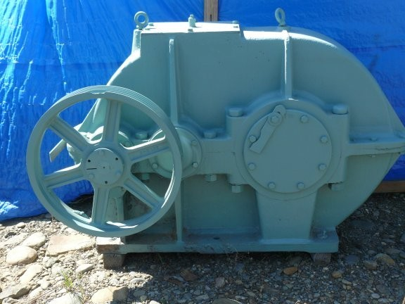 Westinghouse Type Dhr Gearbox, Style 609272, Size 20e