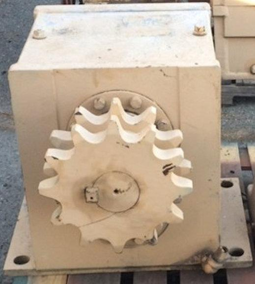 Falk Gear Reducer, Model 1090f 3a, S/n 8-9m5731, 30 Hp, 1750 Rpm, Ratio 55.58:1