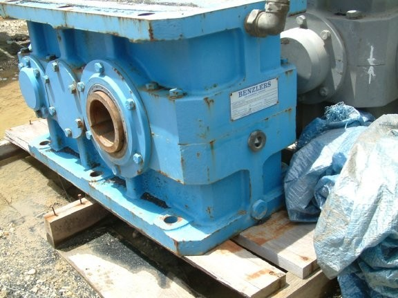 Benzlers Series H, Size 225 Gear Reducer, 50.75:1 Ratio