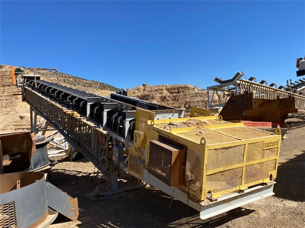 "3 Units - MCCORD 42"" W Feed Conveyor"