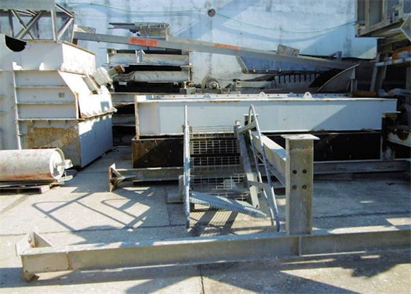 Used 4000 Tph Pedestal Mounted Shiploading System