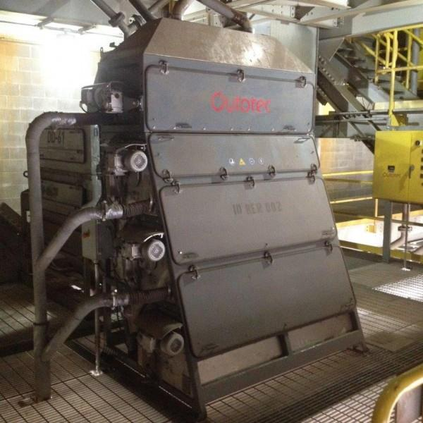 2 Units -  OUTOTEC. HE10-150 High Strength, Rare Earth Roll, Magnetic Separators
