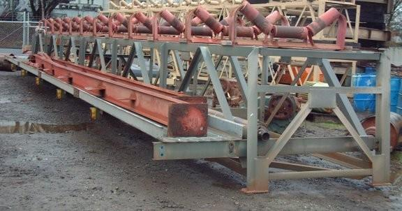 "2 Units  - 42"" W x  48' L  Truss Frame Conveyors"