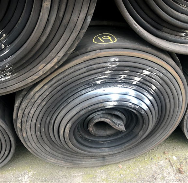 "Lot Of Used Fenner Dunlop Conveyor Belting, 1200mm W X 16411.5m L (approx. 47"" W X 53,844' L)"