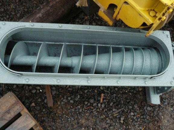 "9"" dia x 4' L Screw Conveyor"