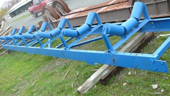 "30"" W x 54' L Channel Frame Conveyor"