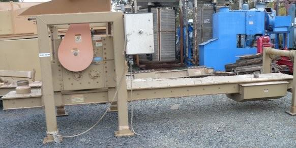 Triple S Dynamics Model Hdc.8.30.lh Slipstick Horizontal Motion Conveyor With 3 Hp Motor