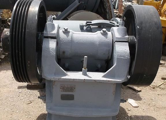 "Telsmith 10"" X 20"" Roller Bearing Jaw Crusher"