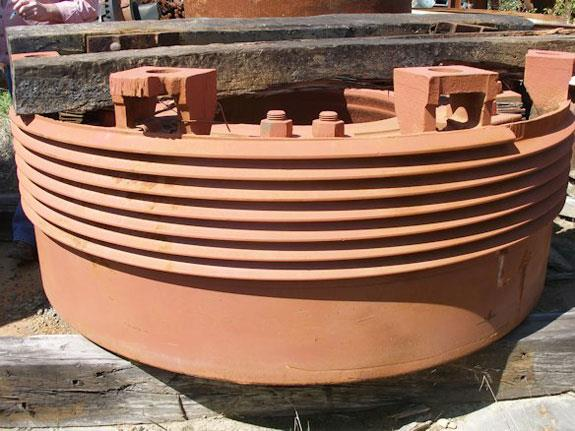 Spare Head & Mainshaft And Bowl For Symons-nordberg 5-1/2' Standard Cone Crusher