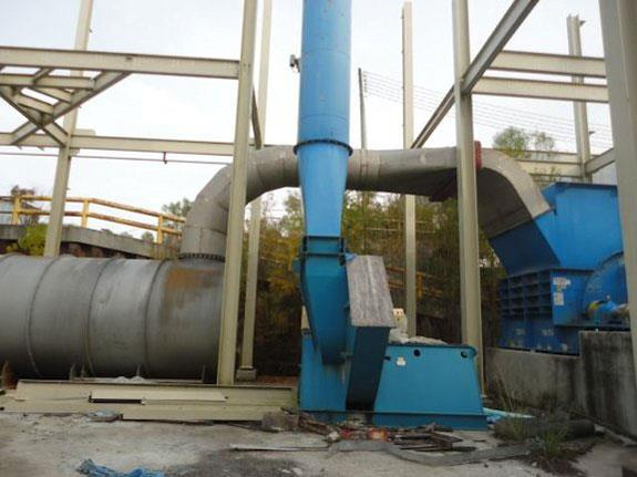 UNUSED WILLIAMS Model 5100 Impact Dryer System/Hammer Mill, 500 HP