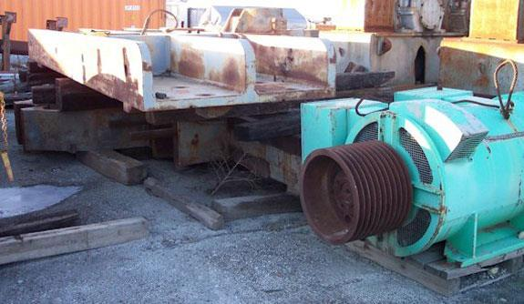 "Allis Chalmers 48"" X 60"" Double Toggle Jaw Crusher, 250 Hp"
