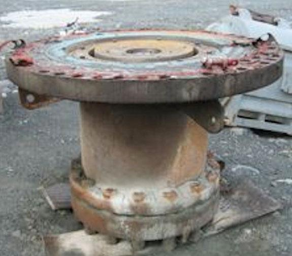 "Allis Chalmers 42"" X 65"" Superior Gyratory Crusher"